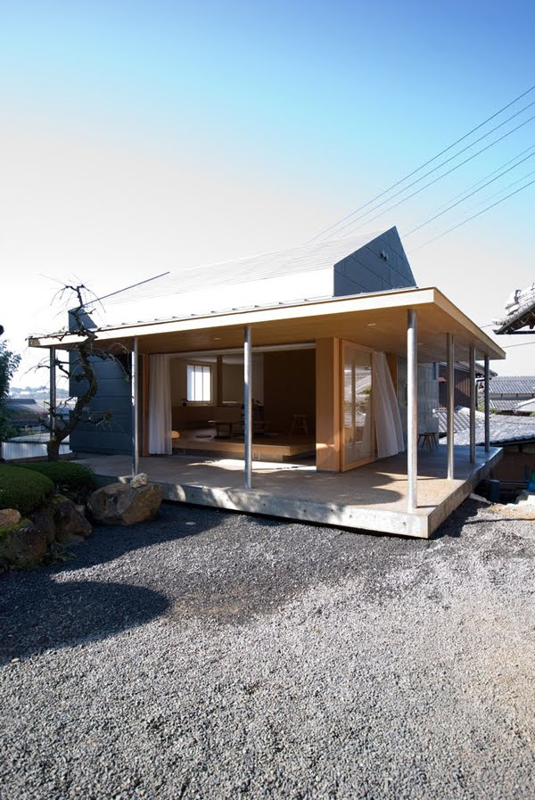 modern city house contemporary in japan (12)
