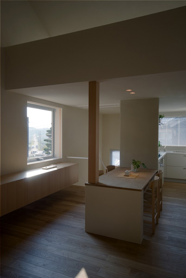 modern city house contemporary in japan (7)