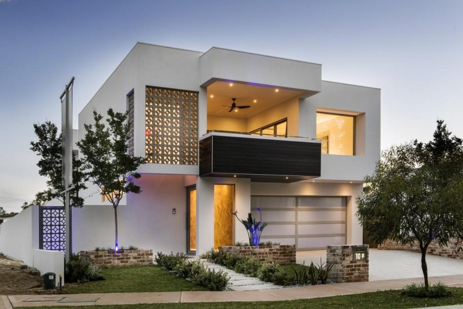 modern contemporary city house (10)