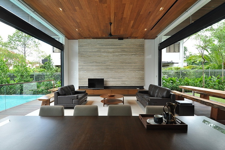 modern contemporary elegant house in city of singapore (7)