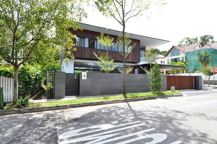 modern contemporary elegant house in city of singapore (8)