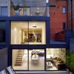 บ้านทาวน์โฮมกลางเมือง ที่เปลี่ยนบ้านธรรมดาๆ ให้ดูสวยงามหรูหราแบบโมเดิร์น