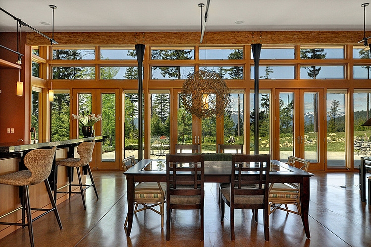modern green house in beautiful forest  (12)