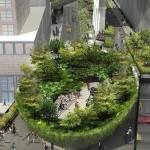 โปรเจคอนุรักษ์ธรรมชาติ เปลี่ยนรางรถไฟสายเก่าใน New York ให้เป็นสวนลอยฟ้า
