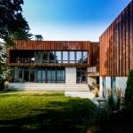 แบบบ้านเพื่ออนาคต สไตล์โมเดิร์นสวยทันสมัย บนแนวคิดอนุรักษ์ธรรมชาติ