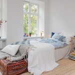 เปลี่ยนห้องเล็กๆอึดอัด ให้เป็นห้องสวยสบายตา เหมาะสำหรับการอยู่อาศัย