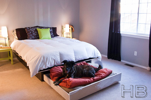 trundle-dog-bed