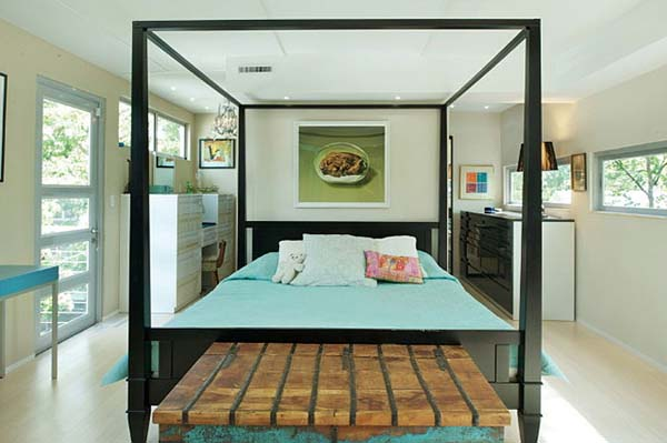 turn old container box to modern contemporary house  (2)