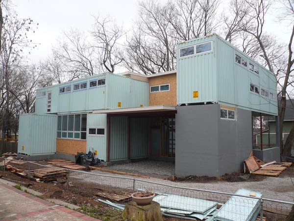 turn old container box to modern contemporary house  (5)