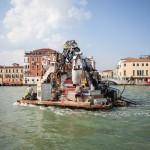 โครงการบ้านลอยน้ำจากของรีไซเคิล เพื่อรับมือโลกอนาคต ในเมืองเวนิส ประเทศอิตาลี