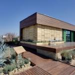 บ้านพลังงานแสงอาทิตย์ ประหยัดพลังงานและยังรองรับผู้ใช้รถเข็นวีลแชร์