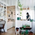 รวมหลากหลายไอเดีย การใช้ฉากกั้นห้อง กั้นพื้นที่ในห้องอย่างสร้างสรรค์มีศิลปะ