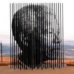 อนุสรณ์สถานของ Nelson Mandela ออกแบบอย่างสวยงามโดย Marco Cianfanelli
