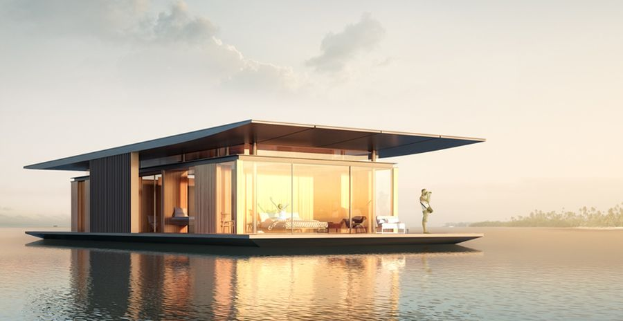 Floating house (2)