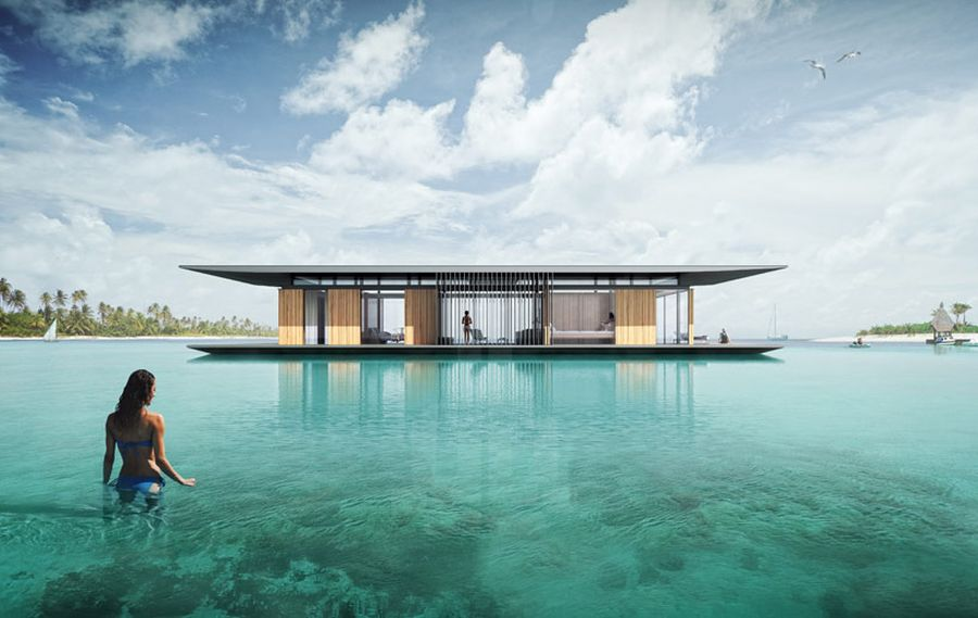 Floating house (5)