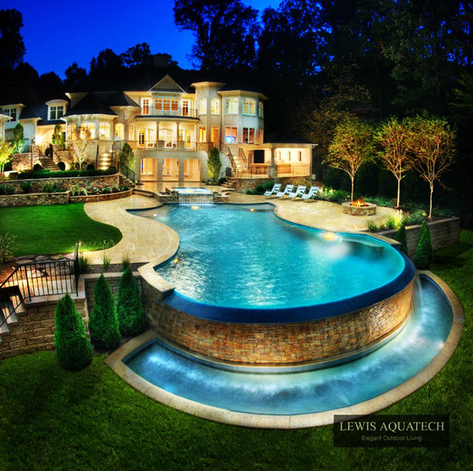 amazing pool design for your house (15)