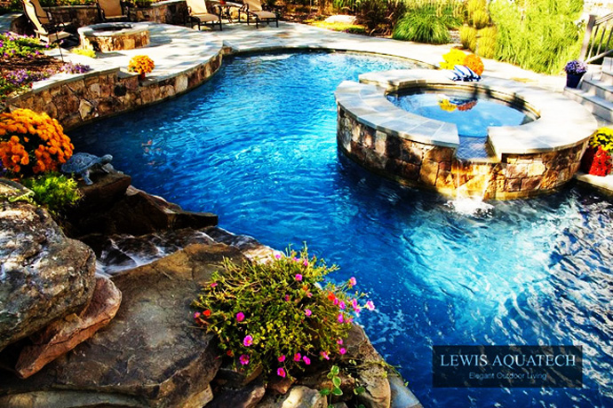 amazing pool design for your house (27)