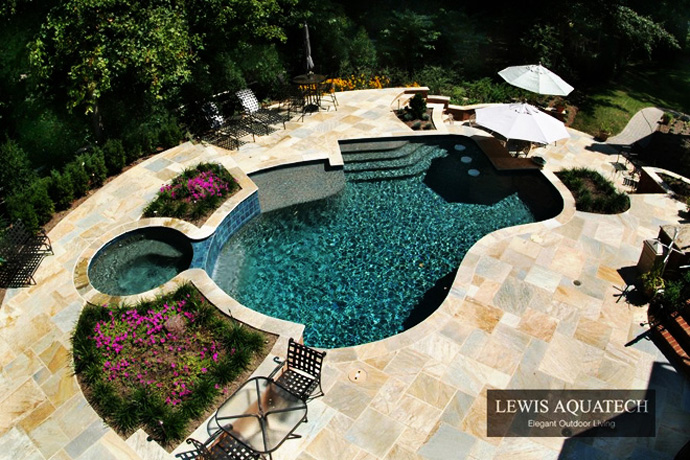 amazing pool design for your house (31)
