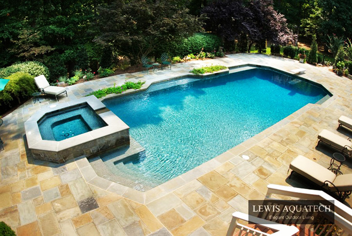 amazing pool design for your house (41)