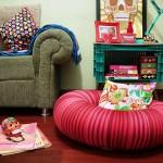 ไอเดีย DIY ทำเบาะนั่งแต่งบ้าน ทั้งดูสวยงามน่ารักและได้ใช้ประโยชน์อีกด้วย