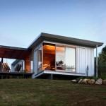 แบบบ้านทรงกล่อง ขนาดประมาณ 75 ตร.ม. ที่สร้างมาให้ครอบครัวได้ใช้ชีวิตร่วมกัน