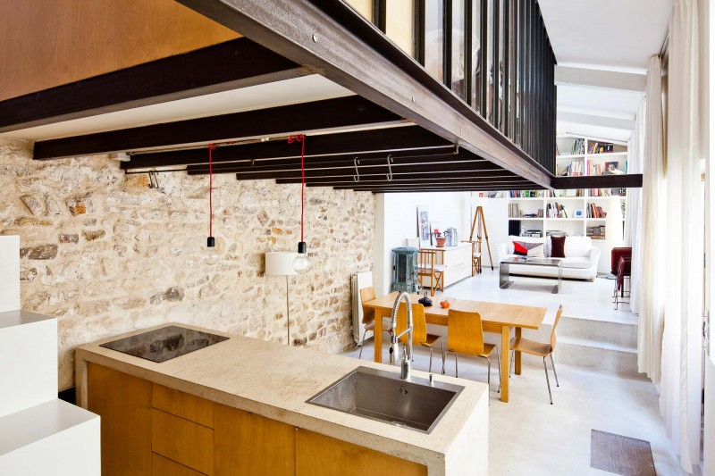 interior loft decorating in paris (10)
