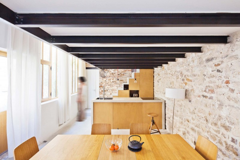 interior loft decorating in paris (2)