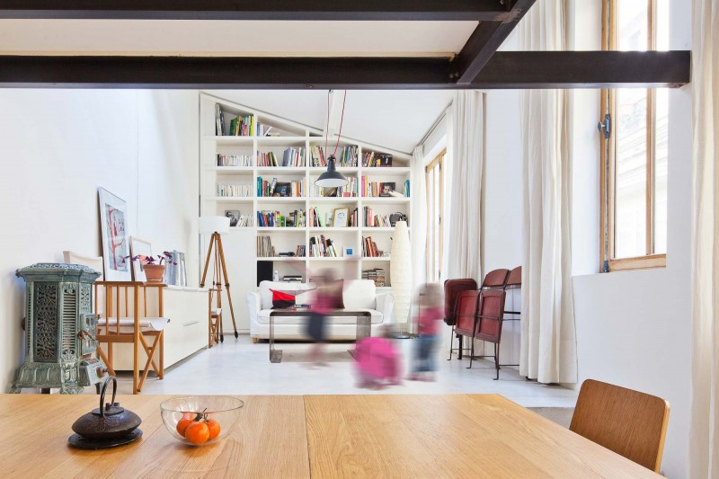 interior loft decorating in paris (4)