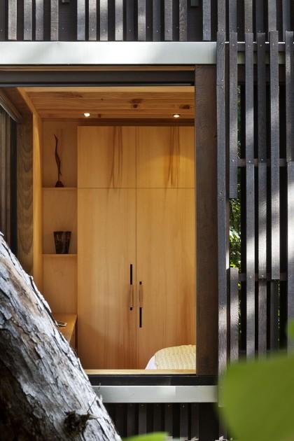modern contemporary loft wood glass house (3)