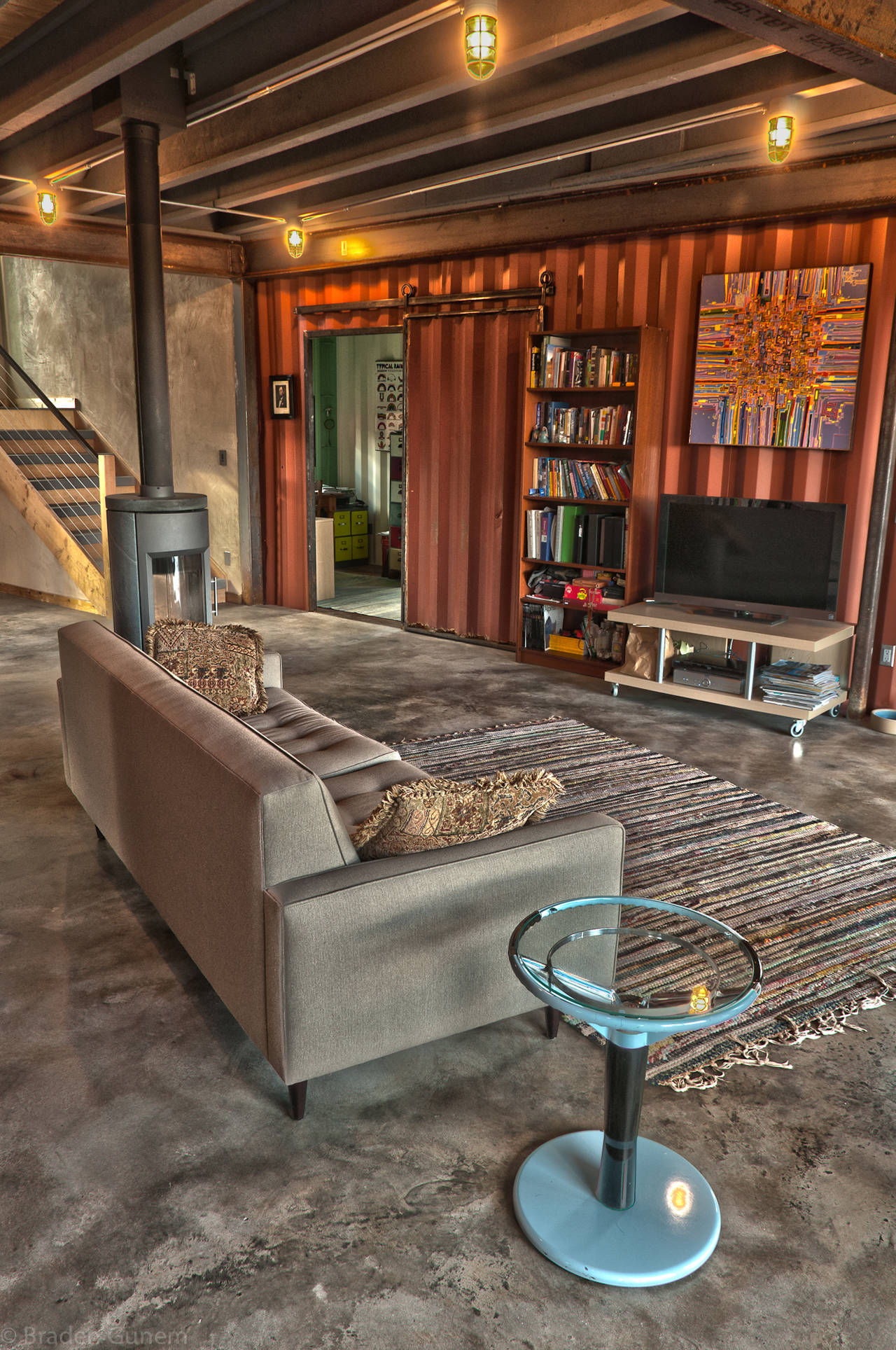 modern industrial container house (2)