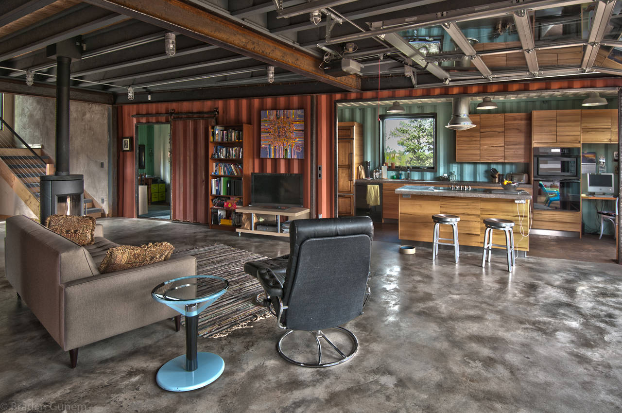 modern industrial container house (5)