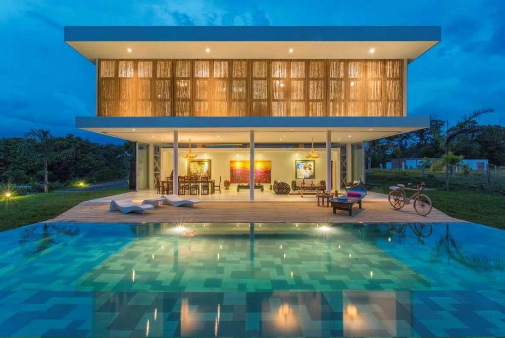 modern tropical mediteranian house (1)