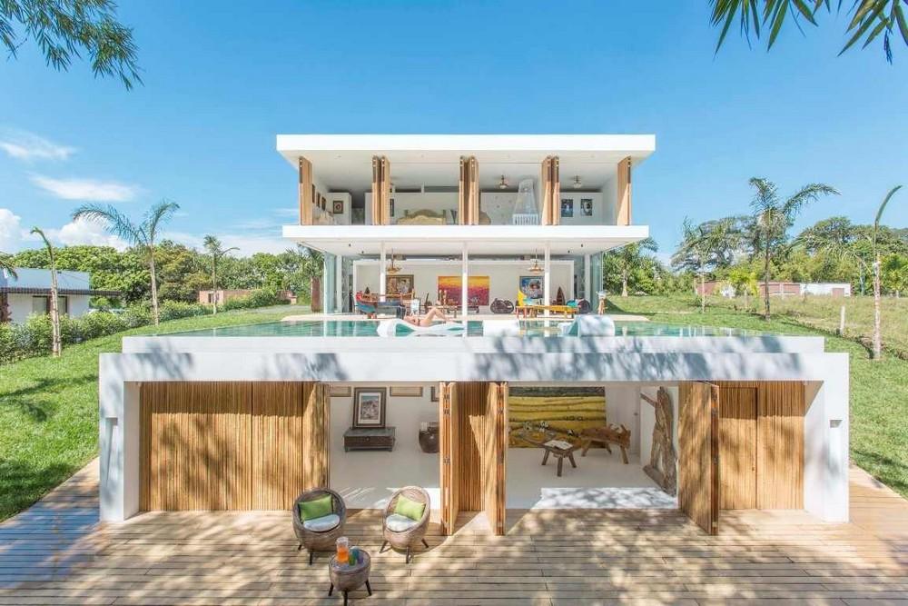modern tropical mediteranian house (2)