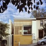 บ้านทาวน์เฮาส์แบบโมเดิร์น โดดเด่นด้วยการออกแบบที่ทันสมัย จากเมืองซานฟรานซิสโก