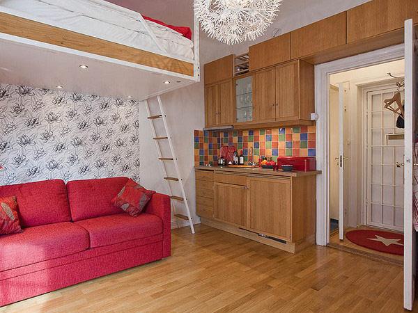 16 ideas compact condominium room (10)