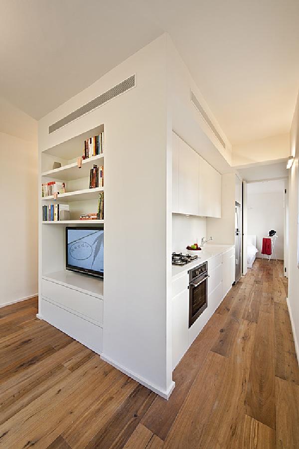 16 ideas compact condominium room (13)