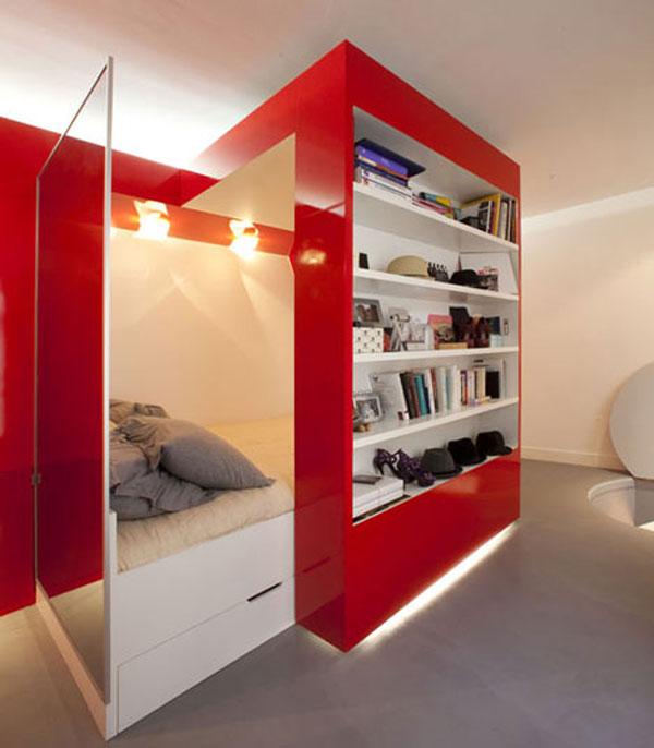 16 ideas compact condominium room (14)