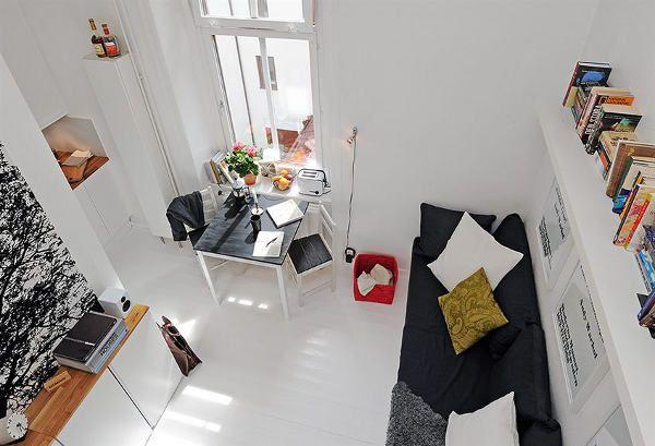 16 ideas compact condominium room (16)