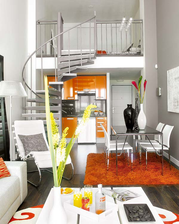 16 ideas compact condominium room (2)