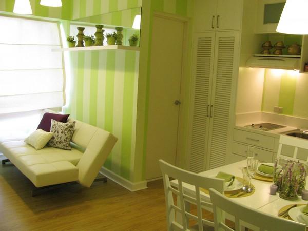 16 ideas compact condominium room (8)