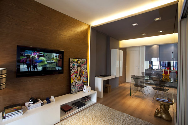 16 ideas compact condominium room (9)