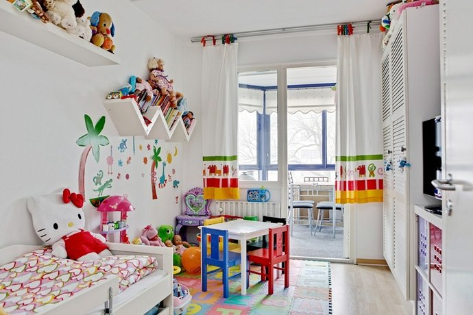 25 ideas young children room decoration (17)