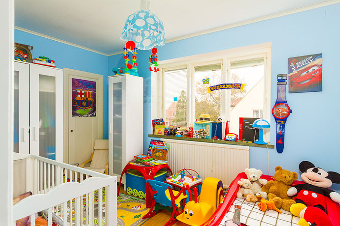 25 ideas young children room decoration (2)