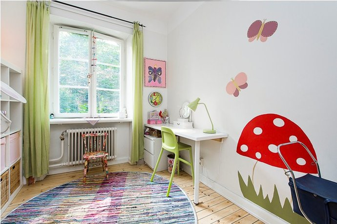 25 ideas young children room decoration (22)