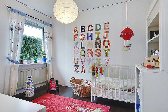 25 ideas young children room decoration (25)