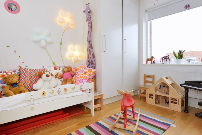 25 ideas young children room decoration (3)