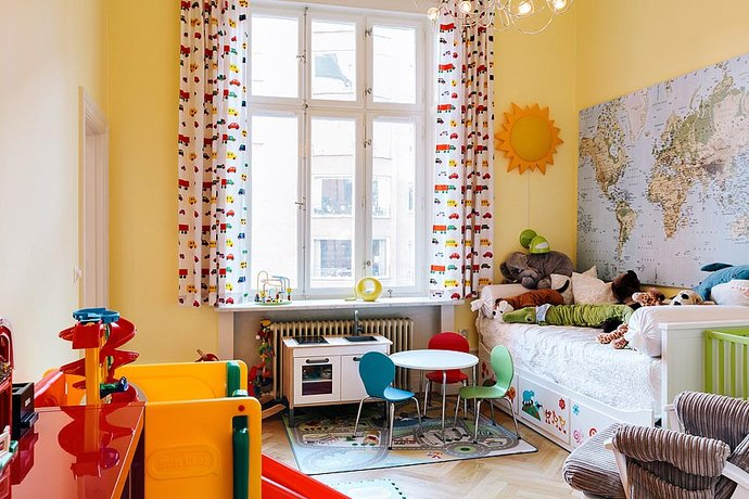 25 ideas young children room decoration (4)