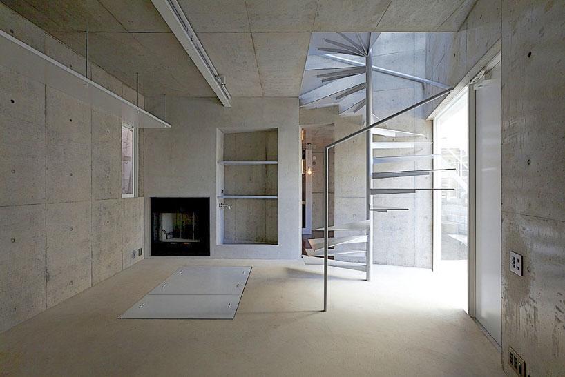 Interior-Monoclinic-House-Tokyo