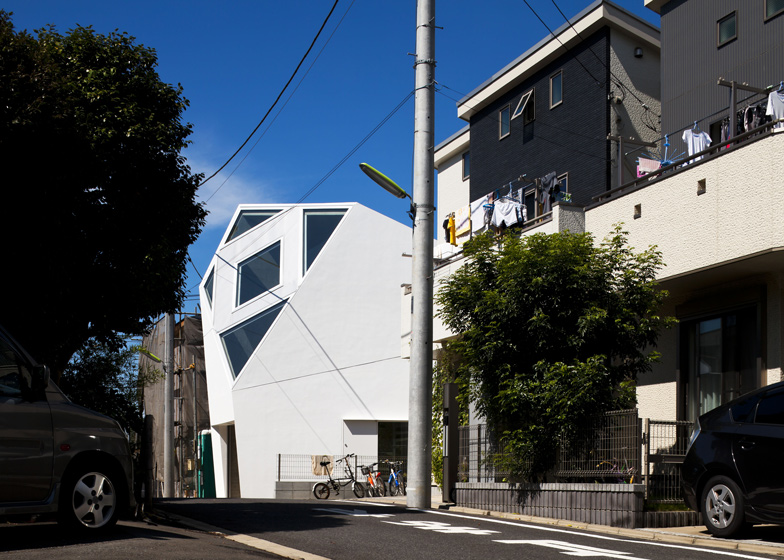 Street-view-Monoclinic-House