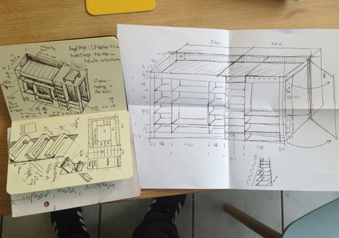 The Living Cube compact funiture idea by Till Könneker  (1)